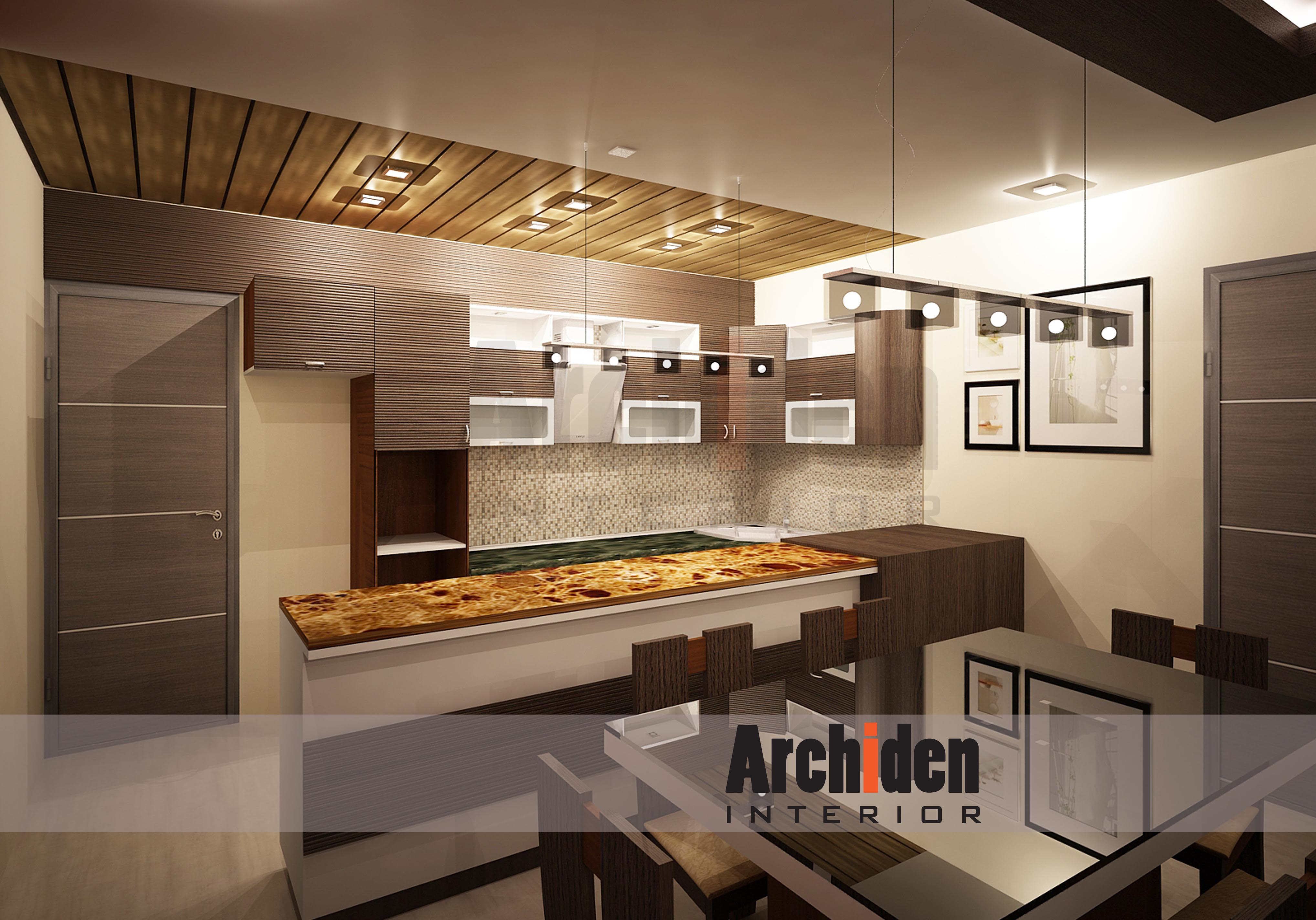 Kitchen Cabinet Interior Design
